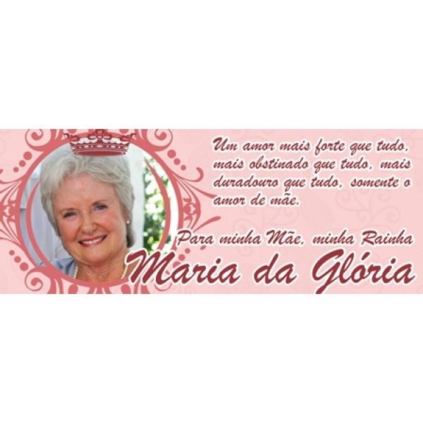 Caneca Dia Das Mães Personalizada Com Foto Nome E Frase Mega